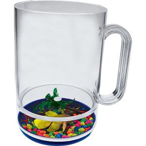 """& Like A Fish"" 16oz Compartment Mug"